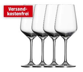 Vivo Voice Basic Gläsersets (4x Weißwein, Rotwein, Sekt oder Longdrink) für je 11€ @mediamarkt.de