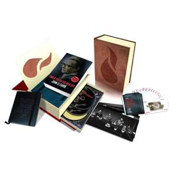 Tinker, Tailor, Soldier, Spy: Deluxe Edition (Blu-Ray) für 12,89€ @Zavvi.de