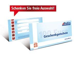 Pollin.de - 100€ Geschenkgutschein für 85€
