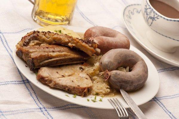 [lokal] Pfalzgrafenweiler Kesselfleisch AYCE beim Scheunenwirt