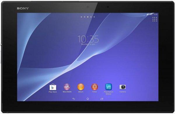 SONY Xperia™Z2 Tablet SGP521E1/B 16GB LTE schwarz @ Media-Markt 453,99 €