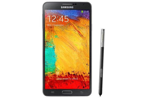 (MediaMarkt Schweiz) SAMSUNG Galaxy Note 3, schwarz, für 332€ (399 Franken)