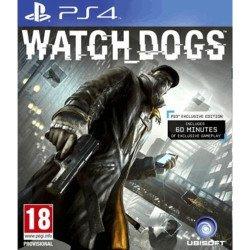 Watch Dogs (PS4) UK PEGI gebraucht für 17,67€