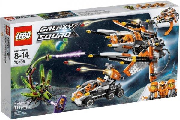 53% auf LEGO Galaxy Squad: Kommando-Shuttle (70705) für 32,95€ @myToys.de