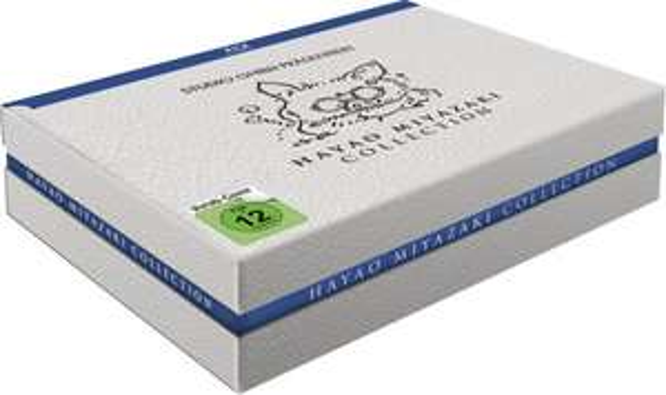 Hayao Miyazaki Collection Blu-Ray