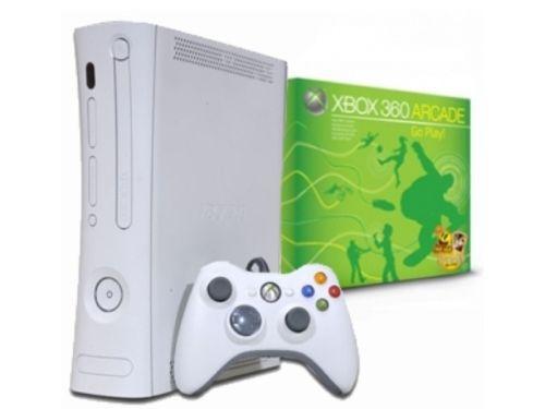 Xbox 360 Arcade (die fattie) für 129€ - refurbished @Ebay
