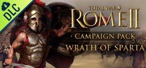 Total War: ROME II - Wrath of Sparta DLC Steam Key