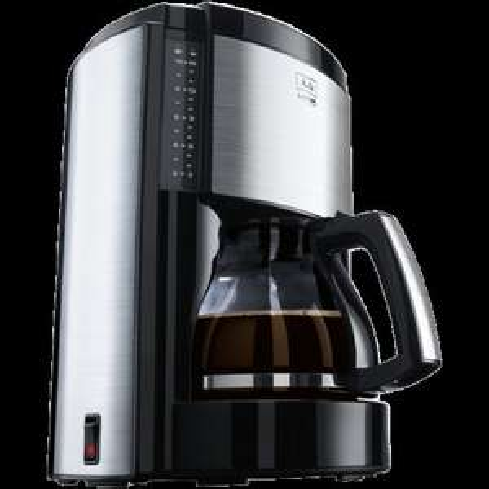 Kaffeemaschine Look DeLuxe in schwarz-Stahl auf www.melitta.de/shop für 34,95