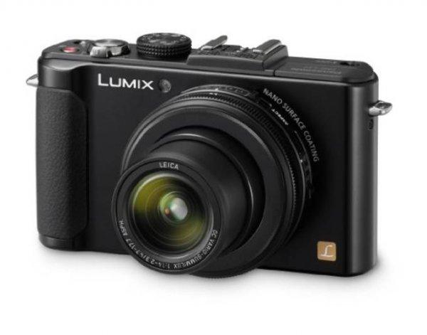 Panasonic Lumix DMC-LX7 für 271,88 (-15%) @ meinpaket