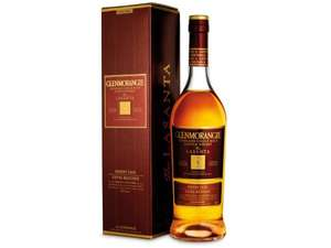 [WHISKY] Glenmorangie Highland Single Malt Whisky The Lasanta Sherry Cask