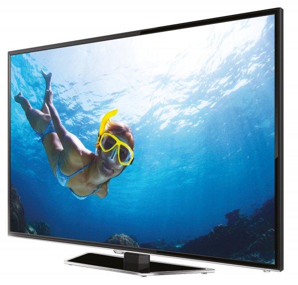 Amazon Blitzangebot:   TCL L48S4603DS 122 cm (48 Zoll) 3D-LED-Backlight-Fernseher, EEK A+ (Full HD, 100Hz CMI, DVB-C/T, Smart TV, WiFi, DLNA, HbbTV, 3x HDMI, CI+, 2x USB 2.0, Glasfuß, Hotelmodus) schwarz @399,99 Euro inkl. Versand