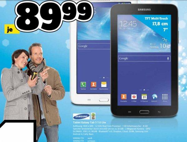 Samsung Galaxy Tab 3 Lite für 89,99 bei Conrad