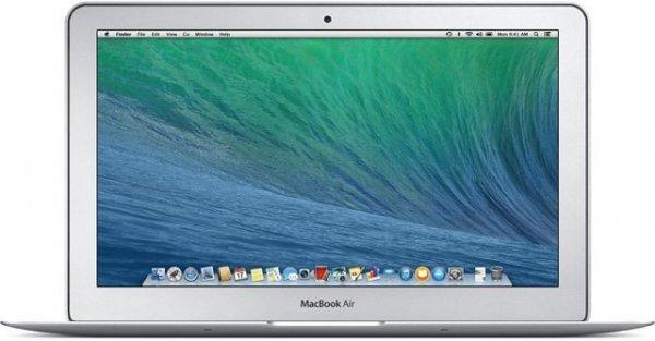 Apple MacBook Air - Core i5 1.4 GHz - OS X 10.9 Mavericks - 4 GB RAM 128GB [Schweiz] für 705,56 Euro