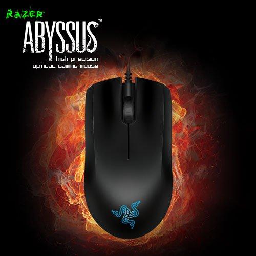 Razer Abyssus Mirror Gaming Maus  Amazon WHD
