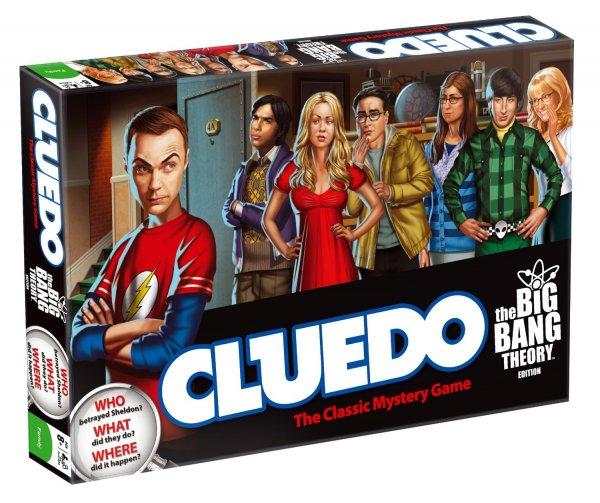 Big Bang Theory Cluedo [amazon.co.uk]