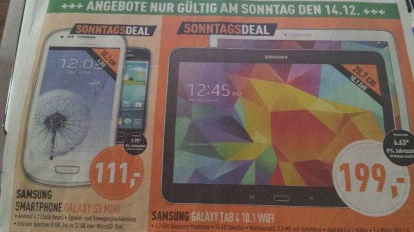 (lokal Berlet Hamm)Samsung  Galaxy Tab 4 10.1 WIFI nur am 14.12.14