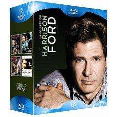 Harrison Ford Blu-ray Collection 4 Filme  inkl.Versand für 21,05€ @Amazon.fr