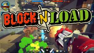 "[STEAM] Beta Keys für ""Block N Load"""