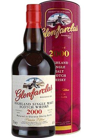[LOKAL] [WHISKY] Glenfarclas 13 Jahre Vintage 2000 0,7l 35,99€