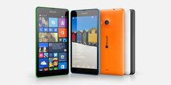 Microsoft Lumia 535 in allen Farben für 104€ @Amazon