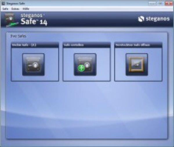 Steganos Safe 14 kostenlos durch Computer Bild Aktionsseite