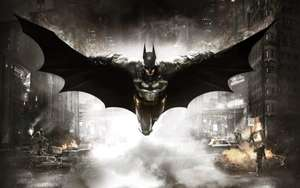 Batman Arkham Complete Collection (Steam) für 9,79€ @BundleStars
