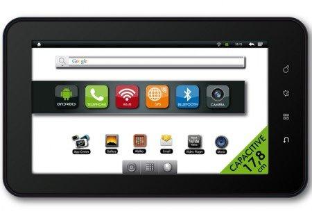ODYS Space - 7 Zoll Tablet mit optionaler Telefoniefunktion zum Spitzenpreis!