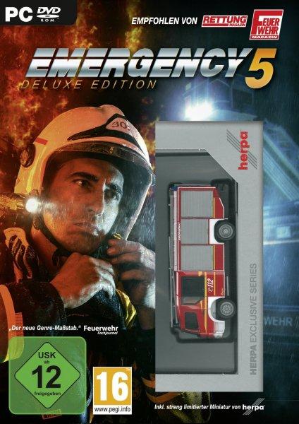 Emergency 5 Deluxe Edition für 37€ @Amazon (idealo: 52€)