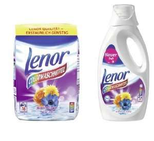 [REAL BUNDESWEIT] Lenor Waschmittel Flüssig/Pulver 15/16WL für 1,19€ (Angebot+Coupon+Payback-Coupon) nur am 18.12.2014