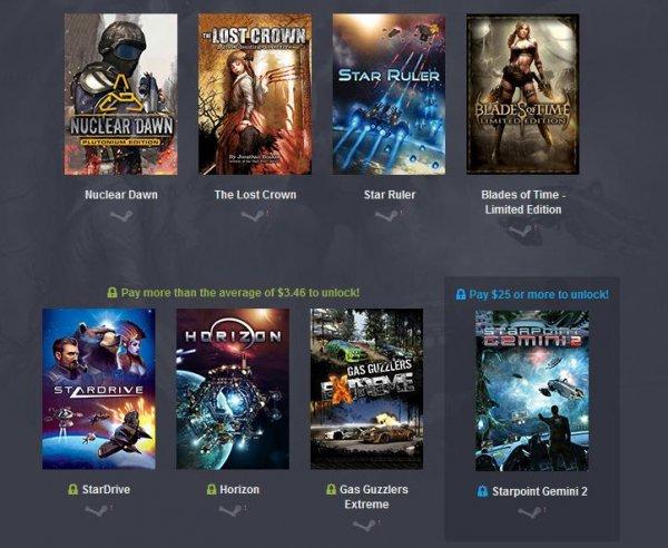 [STEAM] Humble Weekly Bundle - Iceberg Interactive