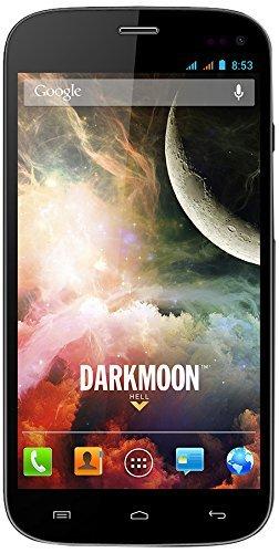 Wiko DARKMOON Smartphone 720p IPS, Quadcore, 1GB Ram