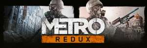[Steam] Metro 2033 Redux Bundle 13,59€ (Wochenend-Deal)