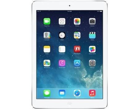 Apple iPad Air Wi-Fi 4G 16GB Silber/Spacegrau Demoware @ MeinPaket