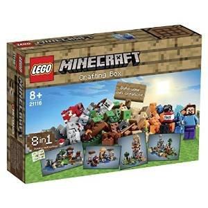 LEGO 21116 Minecraft: Crafting-Box @mytoys