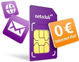 5€ Amazon Gutschein + 100MB Internet-Flat @ Netzclub