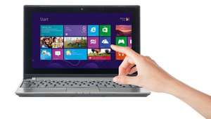 "Medion Akoya The Touch 10 E1318T (MD 99330) Netbook 10"" 500GB HDD 4GB AMD Windows 8.1 (B-Ware) @ ebay für €180"