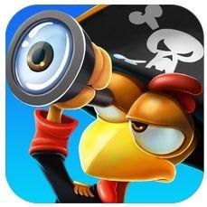 Moorhuhn Piraten (iOS) kostenlos