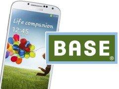 [Base] Samsung Galaxy S4 nur 259€ in weiß und schwarz