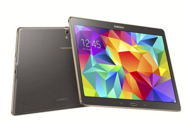 Samsung Galaxy Tab S; 10.5 Zoll; LTE [Lokal: Saturn Bergisch Gladbach]