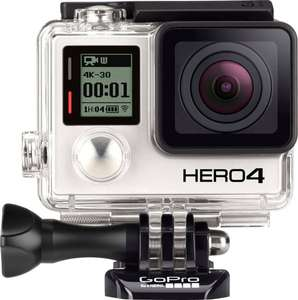 [MediaMarkt Köln]  GoPro HERO 4 Black Adventure für €444