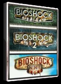 Bioshock 1-3 für 8,90€ (7,90€ ohne Shield) via G2A.com