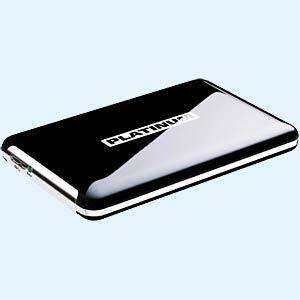"PLATINUM MYDRIVE USB 3.0 2.5"" 750GB SCHWARZ @ CONRAD für 51,95€"