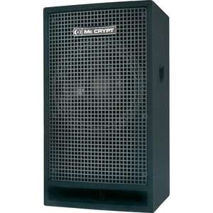 Aktiver 12 Zoll Subwoofer  200 W RMS Leistung