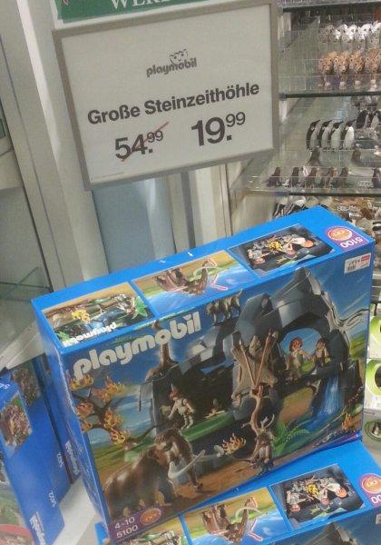 Playmobil Steinzeit Höhle 17,99 Euro