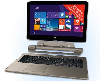 "[Aldi-Süd] MEDION® AKOYA® 15,6"" Multimode-Touch-Notebook"