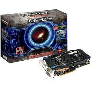 PowerColor Radeon HD 7950 V2, 3GB GDDR5, 2x DVI, HDMI, 2x Mini DisplayPort