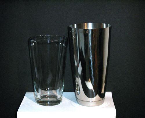 Boston Shaker Glas + Shaker 6,99€ + nur 1 mal Versand 4€ egal wieviel man bestellt