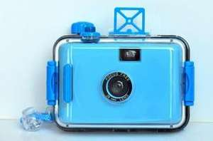 LOMO STYLE ANALOG KAMERA: Aqua Pix Underwater Film Camera für 8,87 €