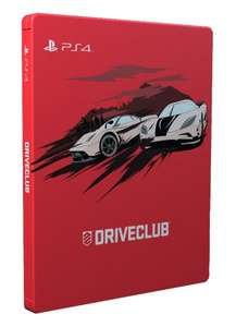 DriveClub - [PlayStation 4]  Steelbook Edition