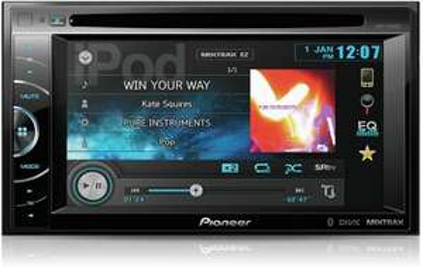 Pioneer AVH-X2500BT für 246,99 Euro @Redcoon.de